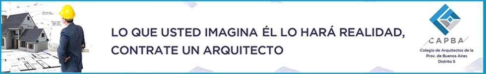 Arquitectos - Banner