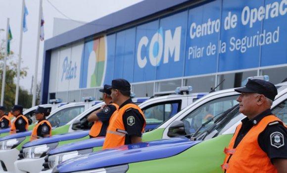 Según datos oficiales, bajaron los homicidios y robos en Pilar