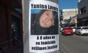 Por el asesinato de Yanina Lovera ya van ocho años sin justicia