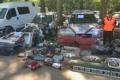 Desarmaderos clandestinos: detienen a 11 personas